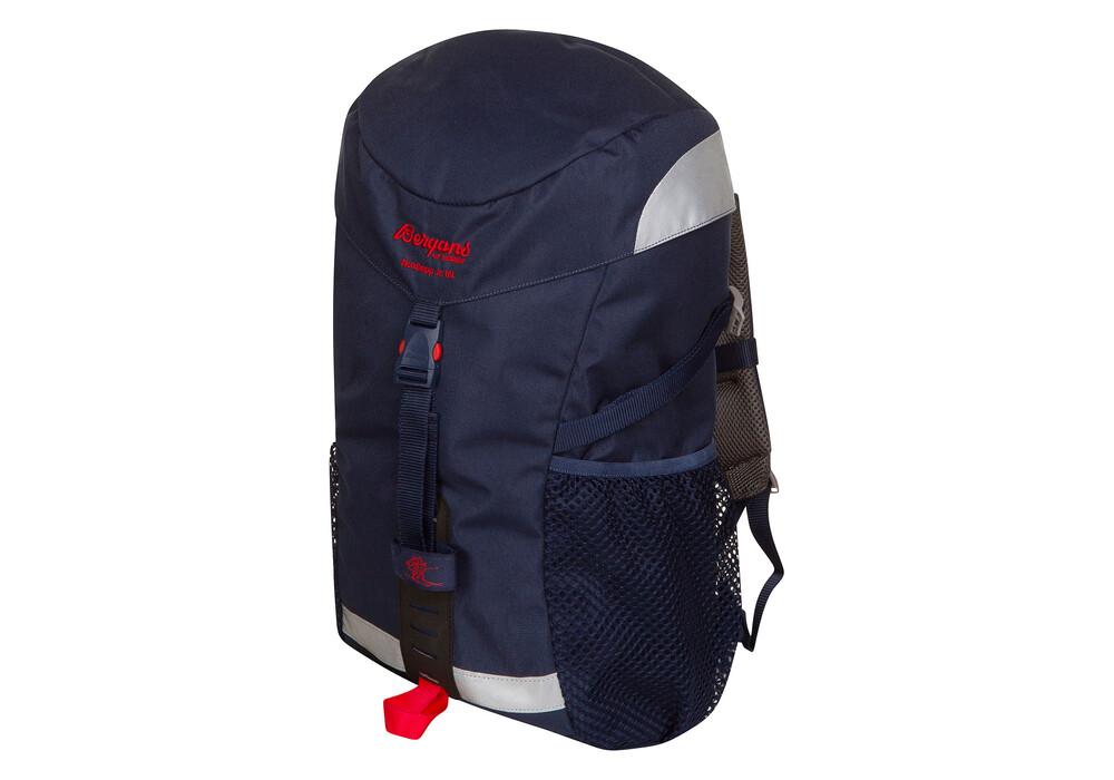 Bergans Nordkapp Jr 18L Daypack Børn blå | Find outdoortøj, sko & udstyr på nettet | CAMPZ.dk